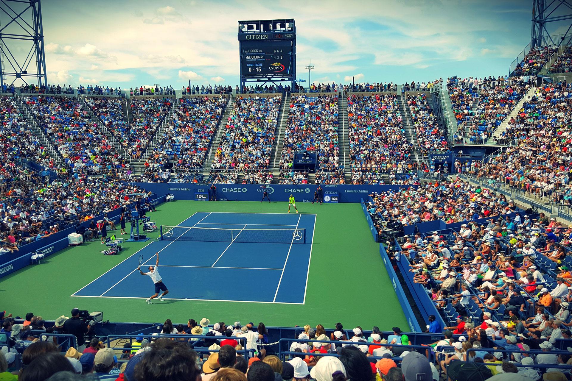 Tennis Chauffeur Service